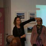 הרצאה בבית של סמדר במודיעין- מודדים חיג'אבים