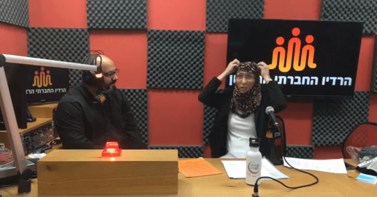 ריאיון ברדיו החברתי – האם השפה הערבית יכולה להציל חיים?