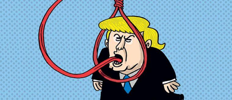 חיים ומוות ביד הלשון…של טראמפ